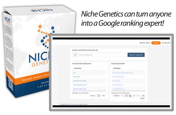 Niche Genetics Expert V2 FULL CRACKED!! Lifetime ACCESS!