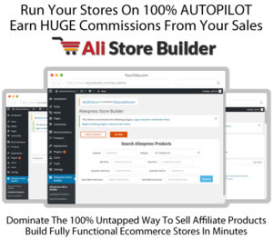 Ali Store Builder FREE UNLIMITED Traffic To Your AliExpress Stores