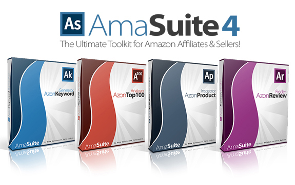 AmaSuite 4.0 Software Toolkit FULL CRACKED Instant Download