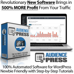 Audience Press WP Plugin Protect Your Affiliate Commissions