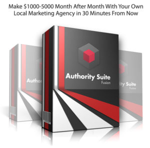 Authority Suite Fusion DFY Package Instant Download