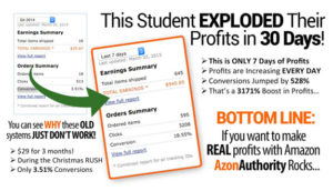 Azon Authority FULL Amazon Systems INSTANT Download!!