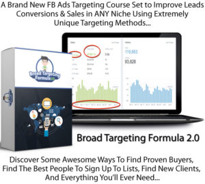 Broad Targeting Formula 2.0 LIFETIME ACCESS All Training Video