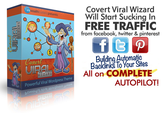 Covert viral Wizard Theme NULLED 100% WORKING!!