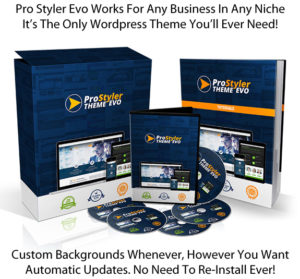 Download Pro Styler Theme EVO NULLED Unlimited License