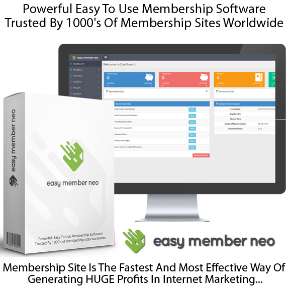 Easy Member NEO Software CRACKED 100% Working READY To DOWNLOAD
