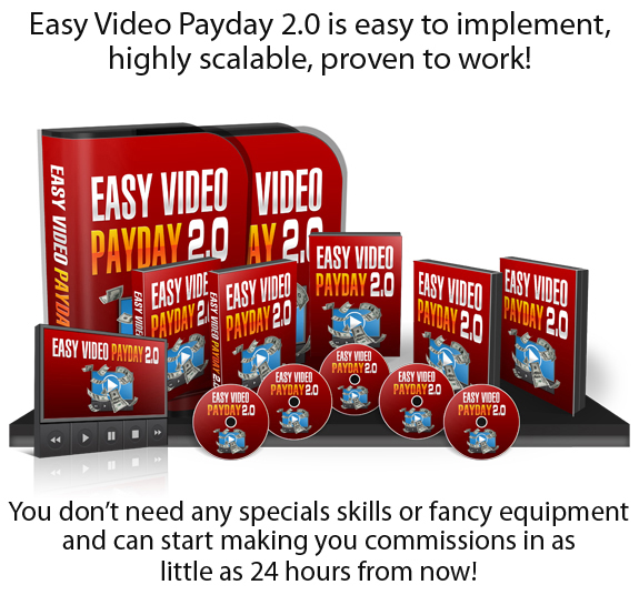 Easy Video Payday 2.0 FULL Training Download Now
