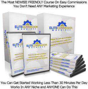 Elite Commission Machines Training Videos INSTANT ACCESS