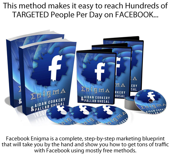 Facebook Enigma DIRECT Download FULL Training and PDF