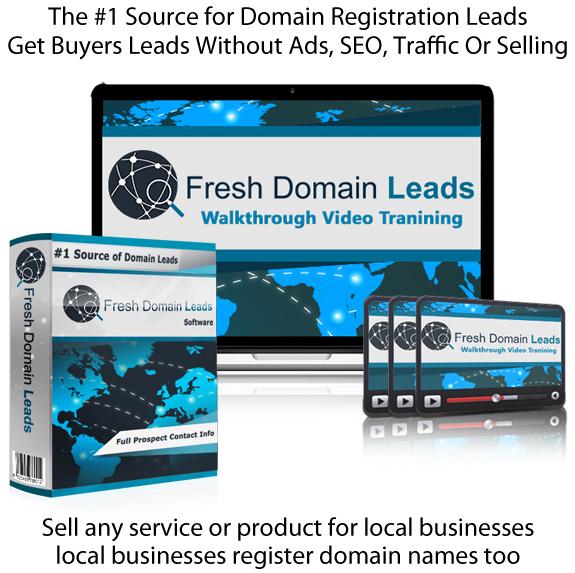 Fresh Domain Leads Platinum License FULL ACCESS!