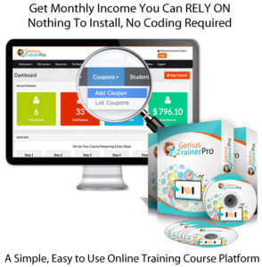 Genius Trainer Pro INSTANT ACCESS 100% Working Training System