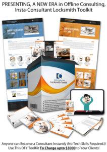 Insta Consultant Locksmith Toolkit Instant Download