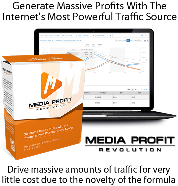 Media Profit Revolution Instant Download All Module