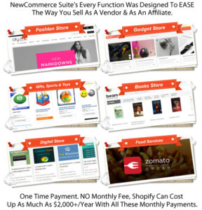Newcommerce Suite Theme NULLED 100% WORKING!! Download Now