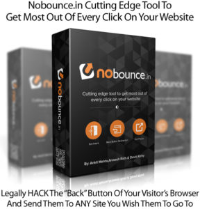 Nobounce.in WP Plugin NULLED Instant DOWNLOAD
