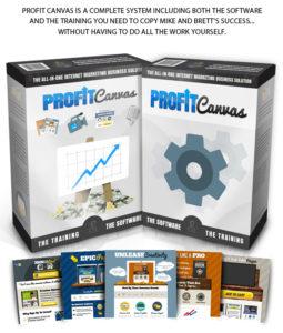Profit Canvas Pro LIFETIME Access UNLIMITED License