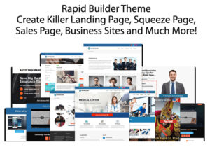 Rapid Builder Theme NULLED INSTANT Download 100% WORKING!!