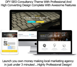 SEO Agency WP Theme Nulled Instant Download By Robert Phillips