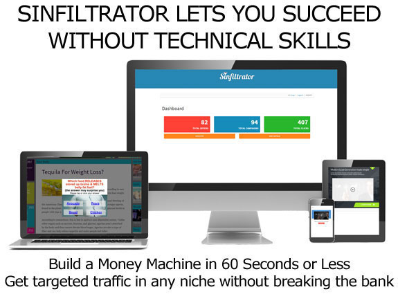 Sinfiltrator Software CRACKED Instant Download
