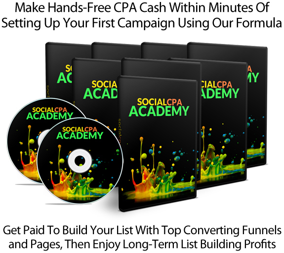 Social CPA Academy FULL ACCESS Training Course By Stephen Gilbert