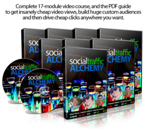 Social Traffic Alchemy FULL ACCESS! Download All Module