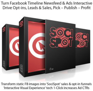 Socispot software LIFETIME ACCESS Forever UNLIMITED