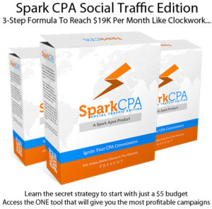 Spark CPA Social Traffic Edition Instant Download!