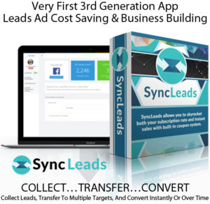 Sync Leads Software Instant Access Unlimited License