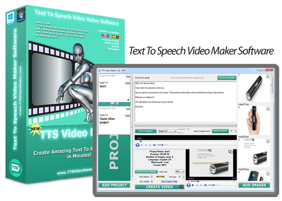 TTS Video Maker Software CRACKED!! 100% Working READY To Download