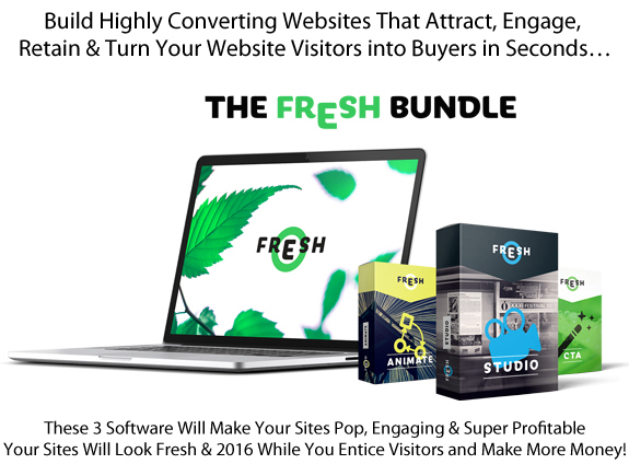 The Fresh Bundle Full Access INSTANT DOWNLOAD All Product