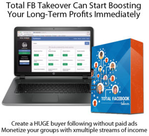 Total FB Takeover DIRECT Download Software and Training
