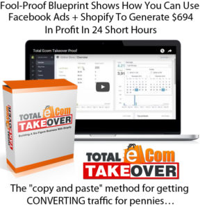 Total eCom Takeover ALL Module DIRECT DOWNLOAD