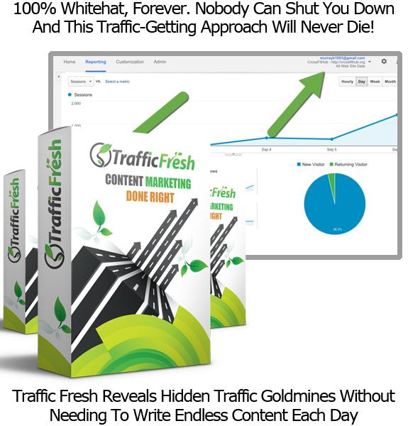 Traffic Fresh UNLIMITED ACCESS Traffic Generator Software