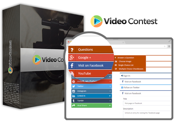 Video Contest Software FULL CRACKED 100% Working!