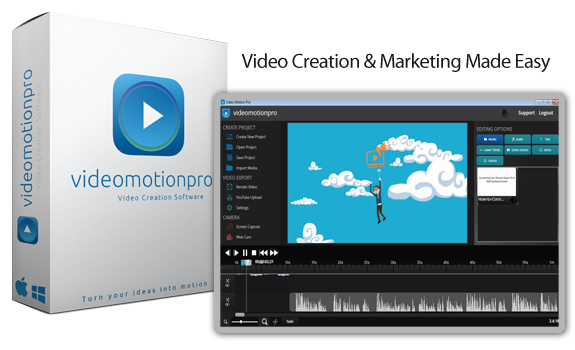 Video Motion Pro CRACKED Instant Download FULL License