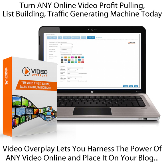 Video Overplay WP Plugin NULLED 100% WORKING Instant Download