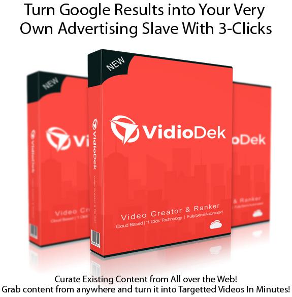 Vidio Dek Software CRACKED Unlimited Instant Download