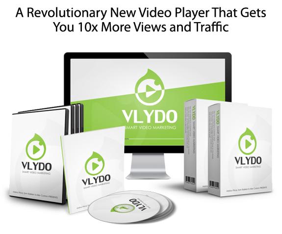 Vlydo software CRACKED Instant Download By Sam Bakker