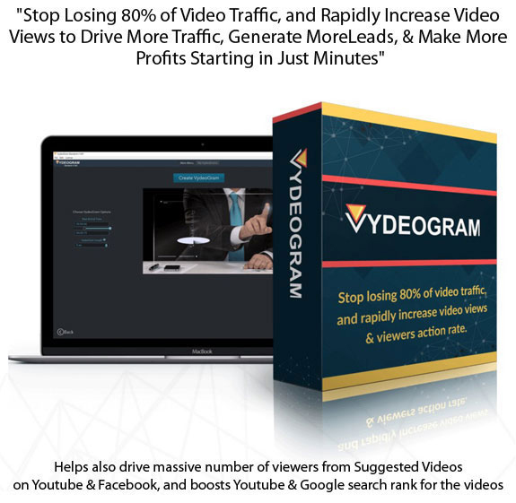 VydeoGram Software CRACKED!! UNLIMITED FULL Access