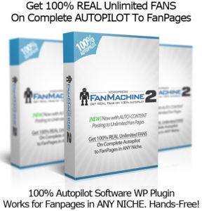 WP Fan Machine 2.0 Free Facebook Fans Everyday