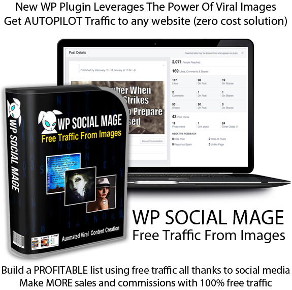 WP Social Mage Software CRACKED!! 100% Working INSTANT DOWNLOAD