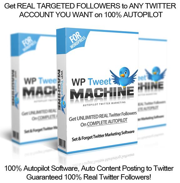 WP Tweet Machine NULLED 100% Working!! INSTANT DOWNLOAD