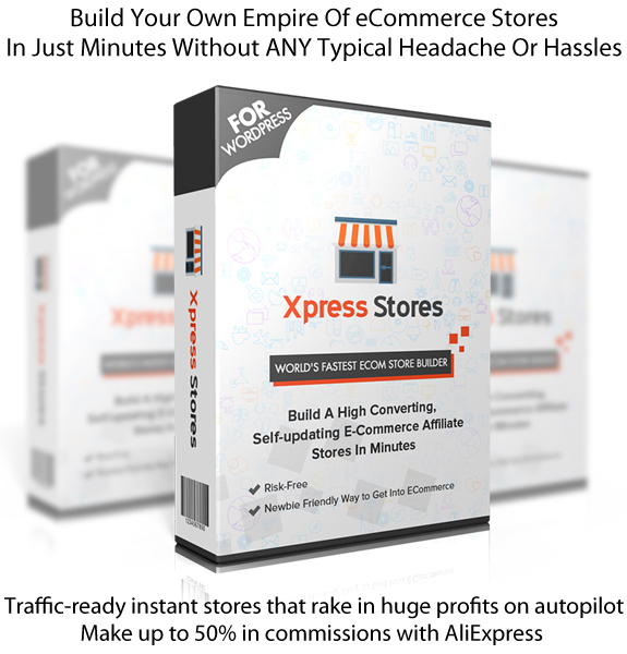 Xpress Stores Aliexpress Plugin Ready To Download 100% Working!!