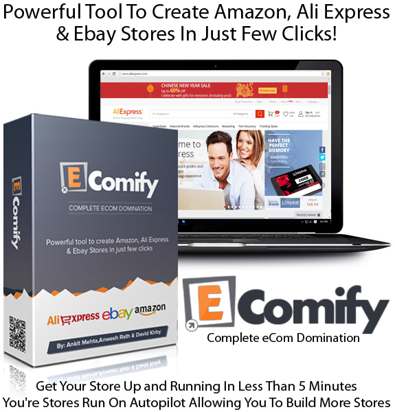 eComify Plugin Nulled INSTANT DOWNLOAD Professional License