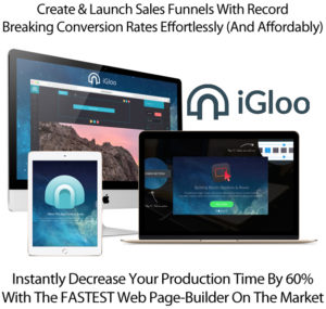 iGloo APP With Templates Elite Full Acces By Josh Ratta
