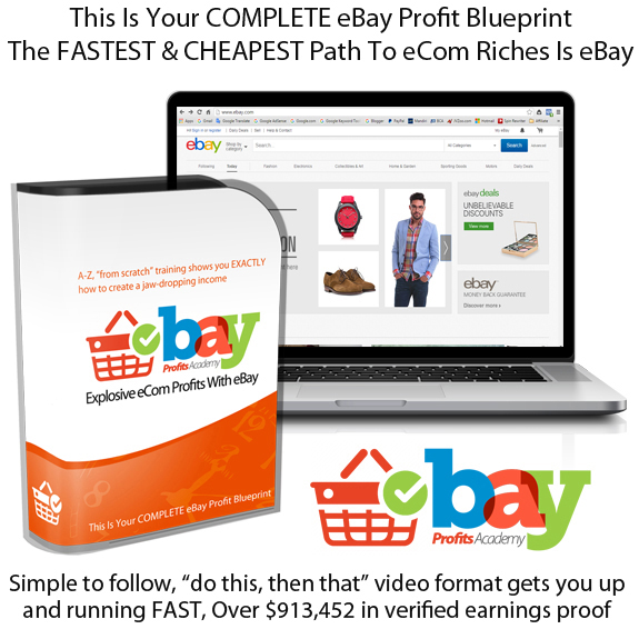 Bay Profits Academy Lifetime Access eBay Course For Beginners