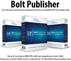Bolt Publisher Whitelabel License Lifetime Access By Justin Burns