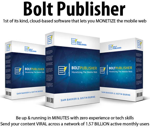 Bolt Publisher Whitelabel License Lifetime Access By Justin Burns