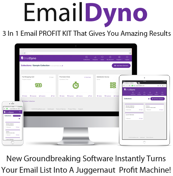 EmailDyno Software APP Agency Edition Lifetime Access