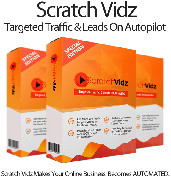 Free Download Scratch Vidz APP Unlimited Created By OJ James